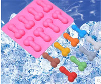 Creative fun ice cube tray sex doll silicone cake mould custom silicone ice cube tray