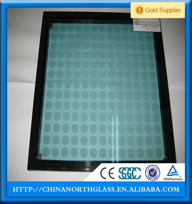 6A/ 9A/ 12A/ 14A/ 16A double glazing glass Sealed insulating glass unit