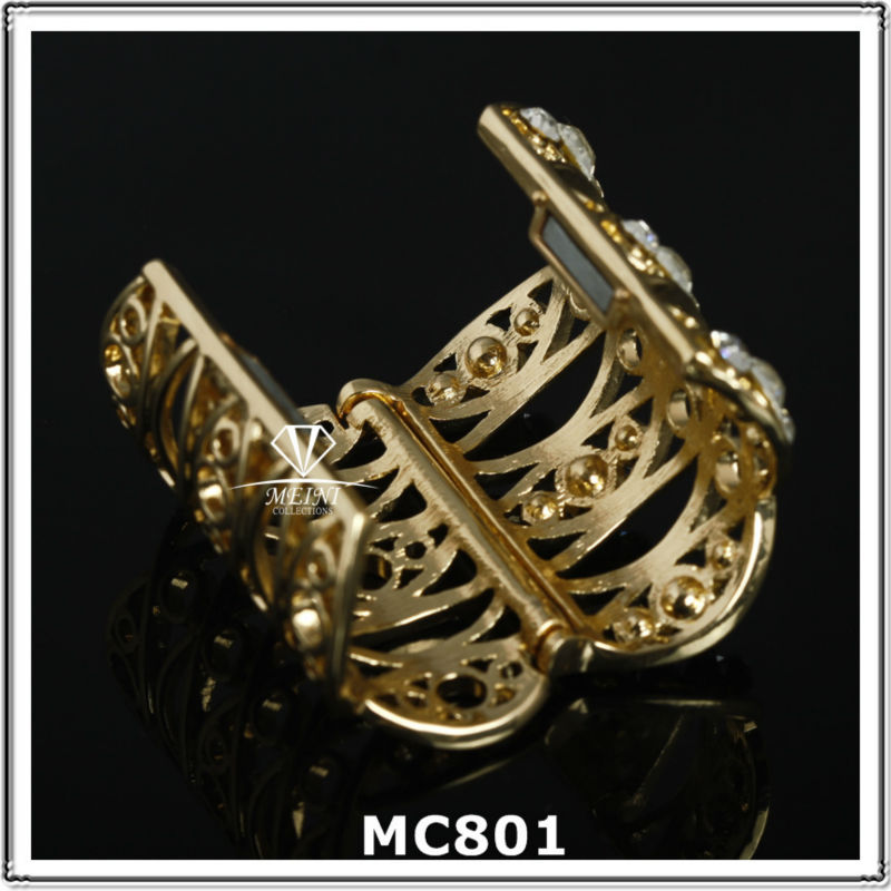 2014 Newest magnet jewelry scarf ring