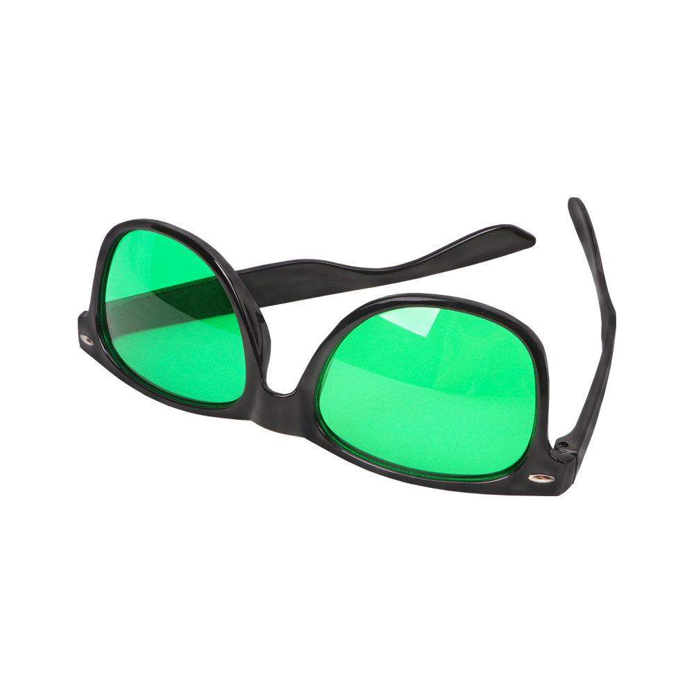 Hydroponics Grow Room Light Protection Safety Glasses with LED Light