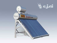 Vacuum Tube Solar Energy Water Heater with copper coil