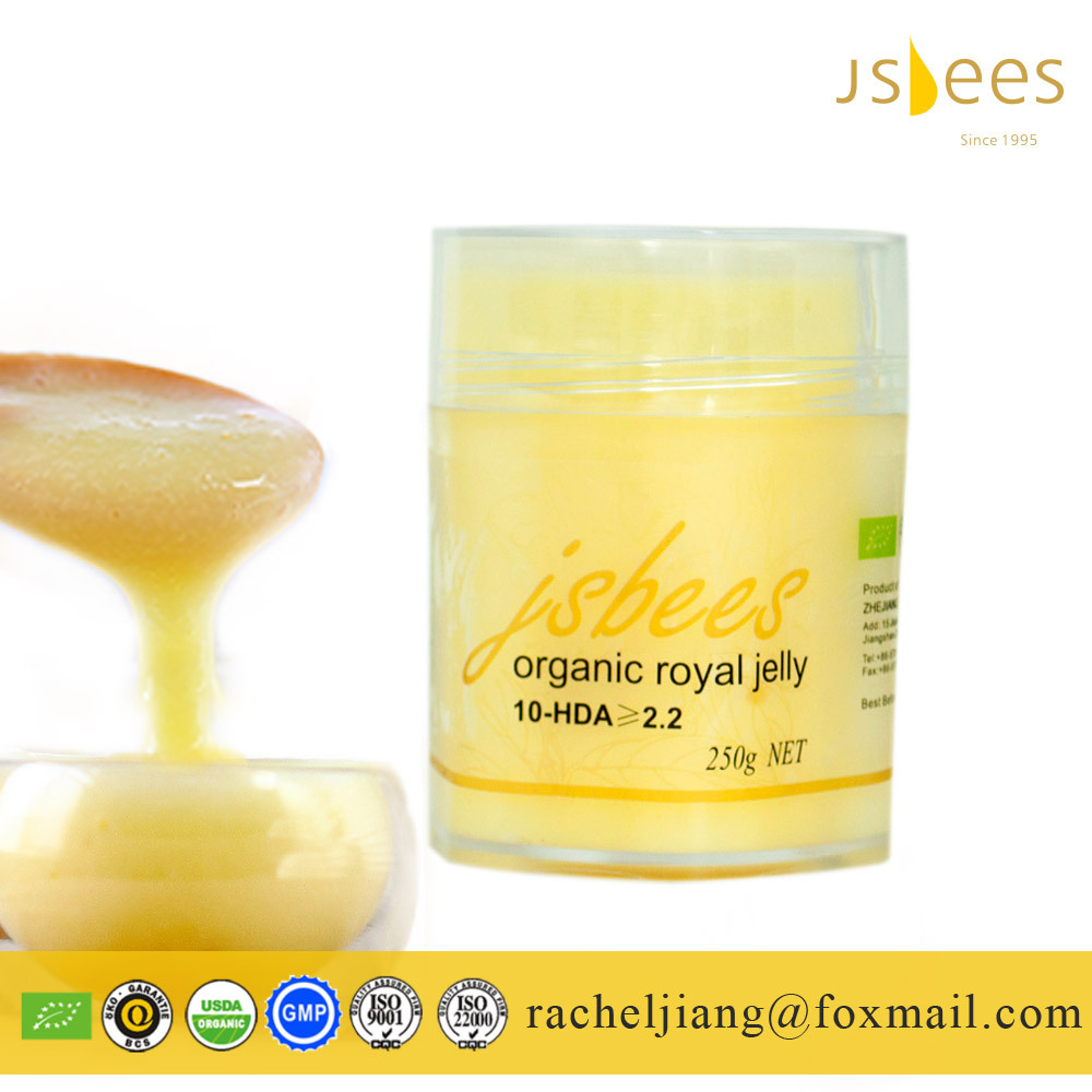 Well known Jiangshan Bee Enterprise Wholesale Fresh Organic Honey