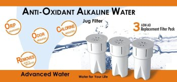 Antioxidant Alkaline Water Jug Filter