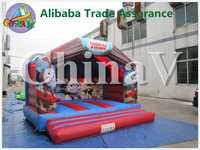Thomas inflatable bouncer castle/kids inflatable trampoline/inflatable jumping house
