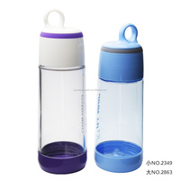 550ML School Home Office Plastic/Tritan Water Bottle BPA Free Cups with Filter-factory sale