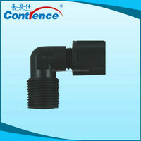 female threaded pvc pipe fitting male/female elbow used in water purifier