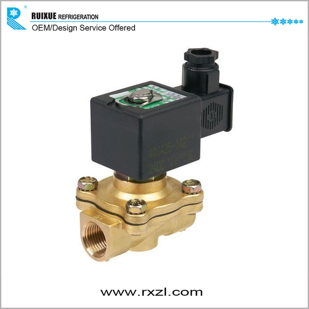 Practical best sale adjustable flow solenoid valve