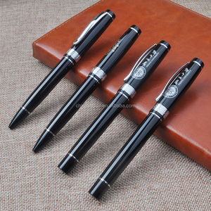 High end business gift metal engraving pen