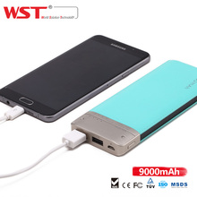 OEM custom cheap portable 5V 2A DP663 power bank with replaceable battery