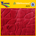 Different Types Of Thick Supersoft Plush 3D Embossed Fleece Fabric