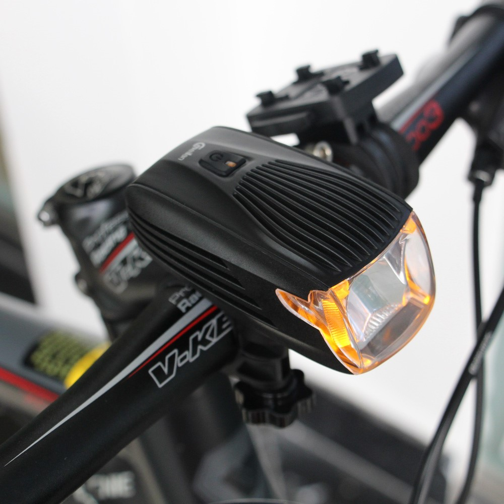 Meilan X1 LED cycling head lamp Smart auto on/off bike light accessories