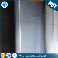 Heat resistance Fireproof Screen Replacement / FeCrAl Fireplace Screen Wire Mesh (professional factory)