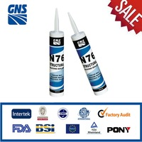 GP silicone sealant sun glue