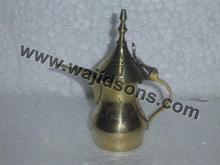 Brass Coffee Pot Handicraft Product