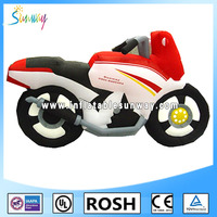 real inflatable motorcycle model for advertising