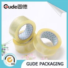 Clear carton sealing adhesive OPP packing tape