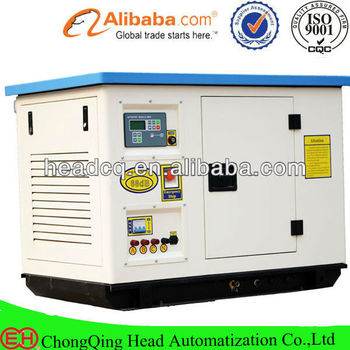 Generator set LPG/NG/GAS Silent type For home use