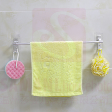 High quality No nail Towel rack removable large capacity Towel rack