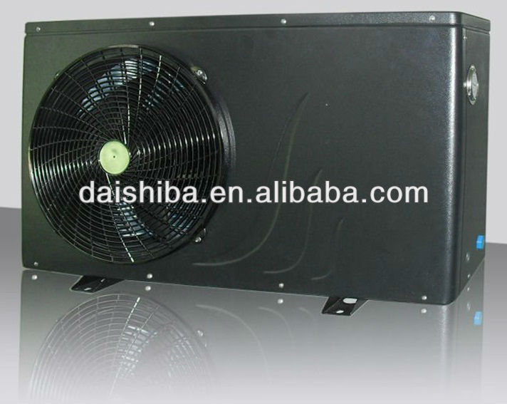 Air source swimming pool heater equipment,heat water pump for pool and spa, Heating cpacity 4.5kw~50kw, R410A,CE,SAA,C-TICK