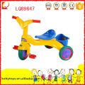 trendy ride on tricycle toy for toddlers in color box