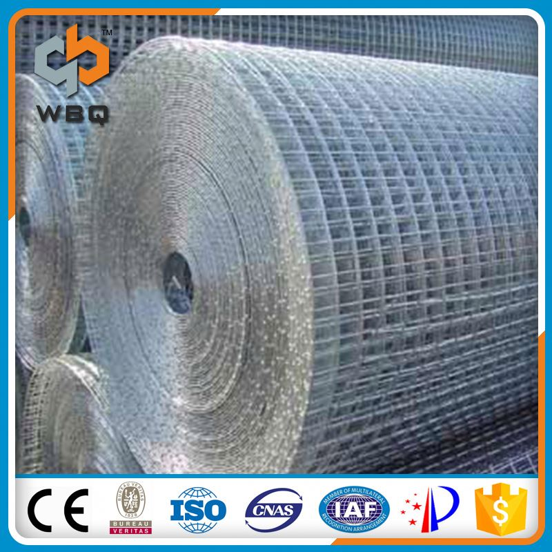 China Manufacturer Galvanized Chain Link Fence Wire Mesh Fence For Sale