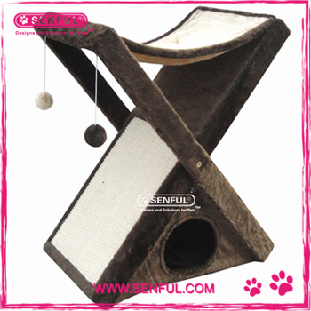 Wholesale Cat Tree , High Quality Wholesale Cat Tree