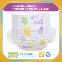 wholesale breathable sleepy baby diaper manufacturer