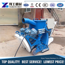 Hot selling automatic internal steel pipe shot blasting machine best price