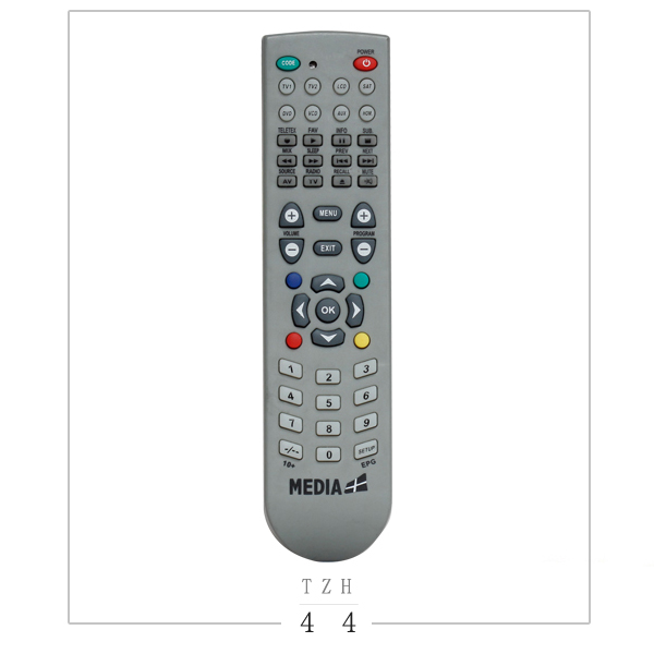 China company made digital satellite dish tv receiver remote control