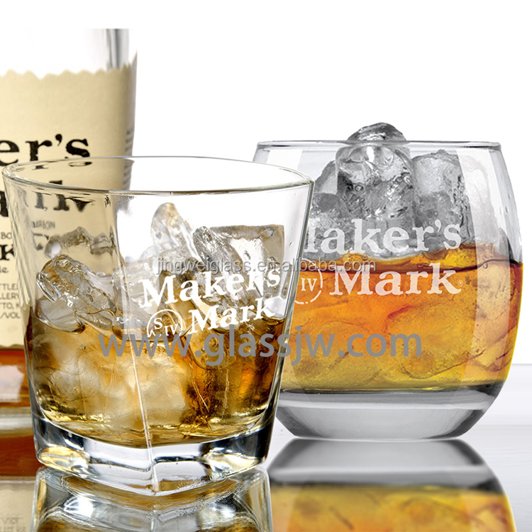 Cheap whisky barware wholesale whisky glass