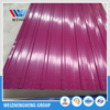 ppgi ppgl pink metal roofing sheet , colored galvanizied corrugated steel sheets