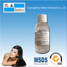 Batai-3193 water based silicone oil for textile in polyester staple fiber for improving the quality of fiber