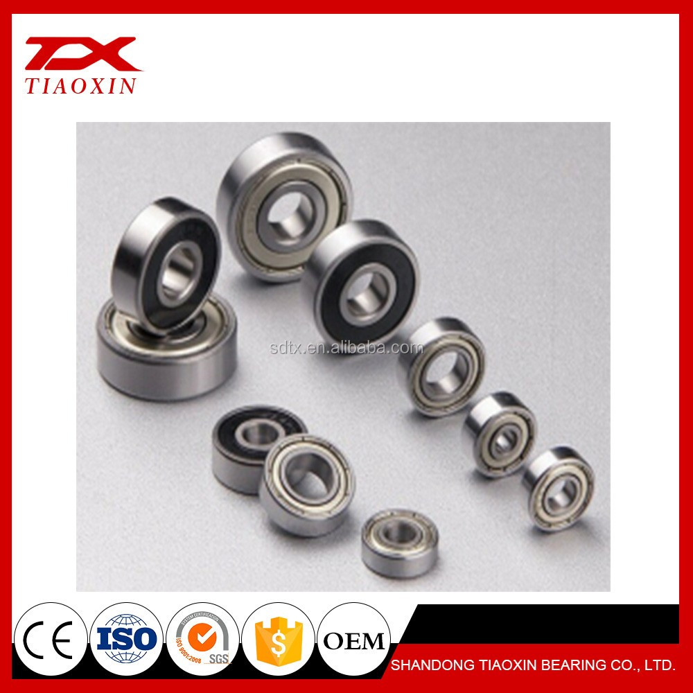 Chrome/carbon/stainless Steel Machinery/furniture 6902zz Ball bearings