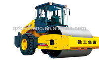 20 ton XCMG mechanical single drum vibratory compactor XS202J road rolle
