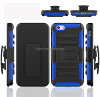 TPU Clip Shockproof with Holder smart phone Case for iPhone 6&6plus