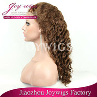 STock! 18 inches long human hair wigs brazilian hair lace front wigs cheap glueless lace front wig
