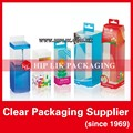 Clear Plastic Box - Baby Bottle