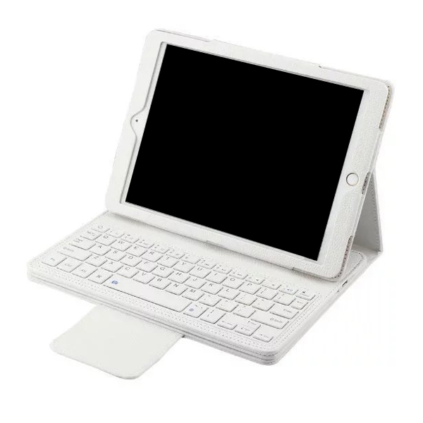 Wholesale Custom Logo Universal Leather Case with Keyboard for iPad