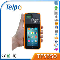 Telepower TPS350 Touch Android POS Machine Electronic Point Of Sale System Mobile POS with Camera