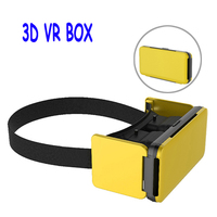 Wholesale HD 3D VR Glasses Virtual Reality for Sales, 3D VR Box for Sexy Movies
