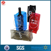 PVC outside,gel inside Material and Insulated Type PVC Wine Cooler Bag
