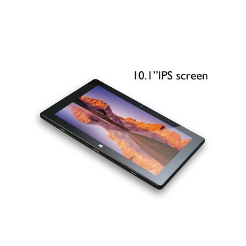 Hot selling 10.1 inch windows 10 /dual OS tablet pc with detachable keyboard
