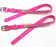 new item retractable pet dog leash with pearls for dog