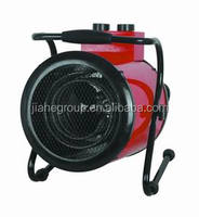 3kw portable Industrial electrical fan heater