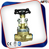 Aluminum Bronze Female Threaded Forged Gate Valve
