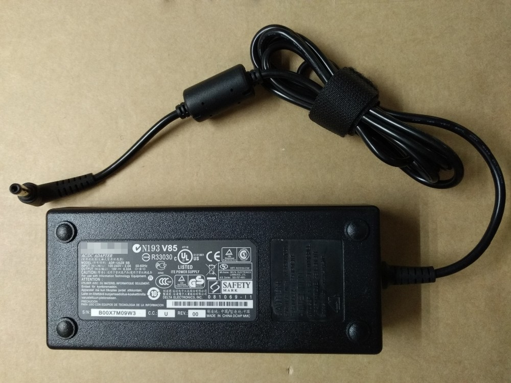 Wholesale TOP Quality 19V 6.32A 120W 5.5*2.5 Laptop Adapter for ASUS Laptop AC Adapter