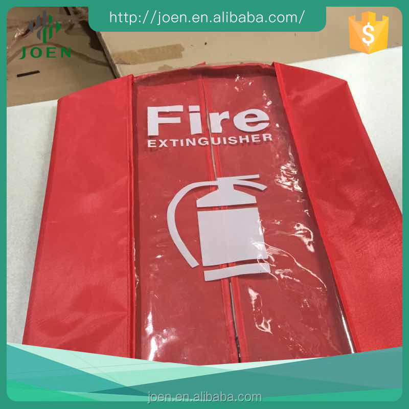 4kgs, 9kgs, 12kgs PVC fire extinguisher cover with viewing window price