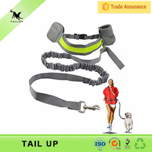TAILUP No-pull harness top paw retractable leash locking dog collar