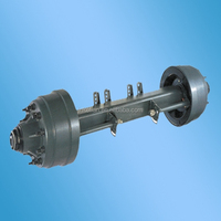 auto parts/trailer components/ axle