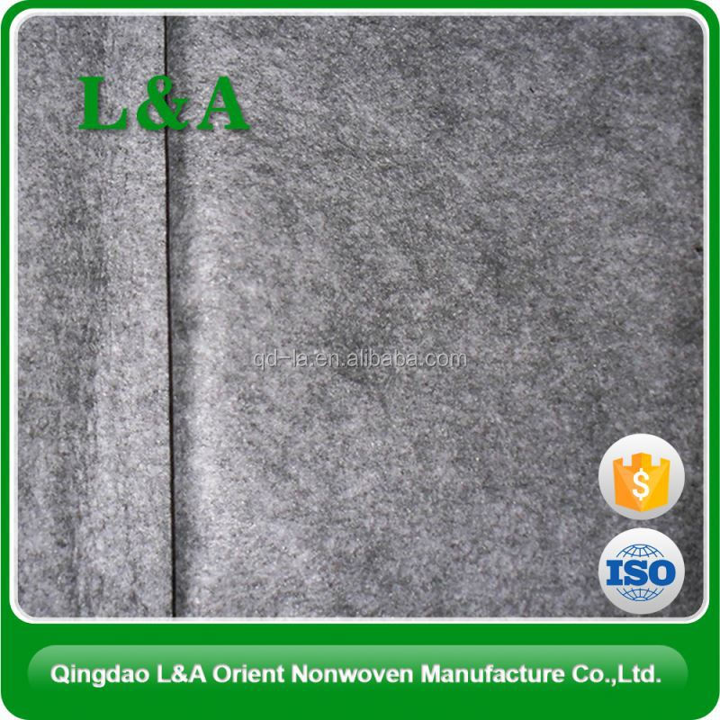 Biodegradable Felt PP Nonwoven Fabric With Any Color Style